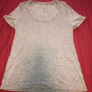 Target, a new day, scoop neck T-shirt